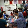 Pusat Obral Grosir Baju Anak 5000 Mukena Katun Jepang Murah Meriah Langsung Dari Pabrik Cabang
