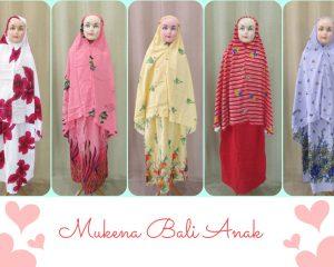 Mukena Bali Anak (2)
