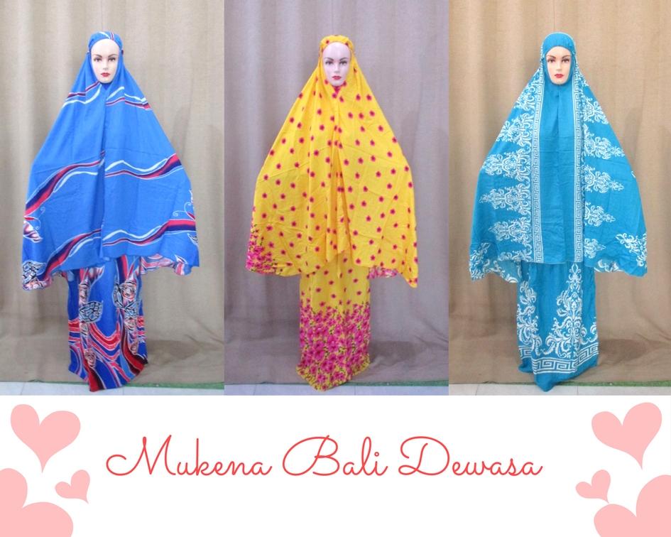 Mukena Bali Dewasa (2)