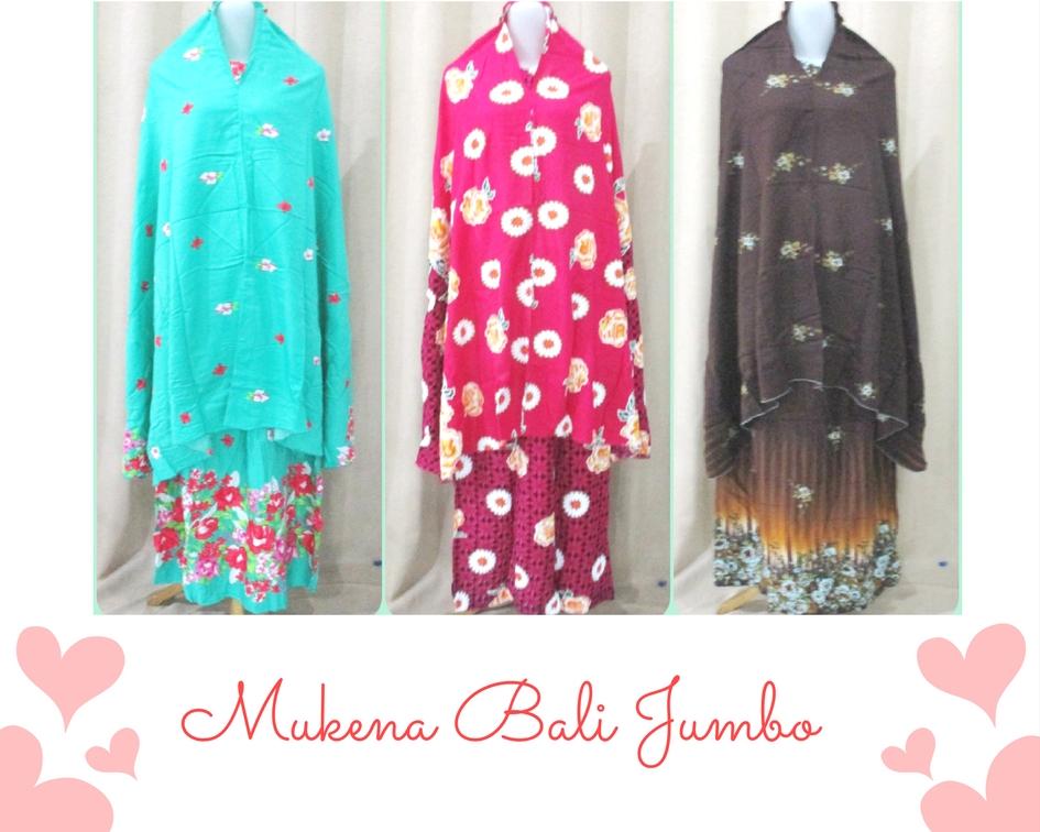 Mukena Bali Jumbo (2)
