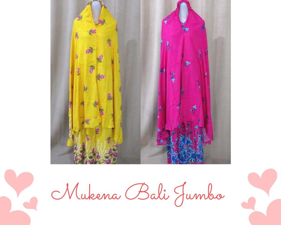 Mukena Bali Jumbo (3)