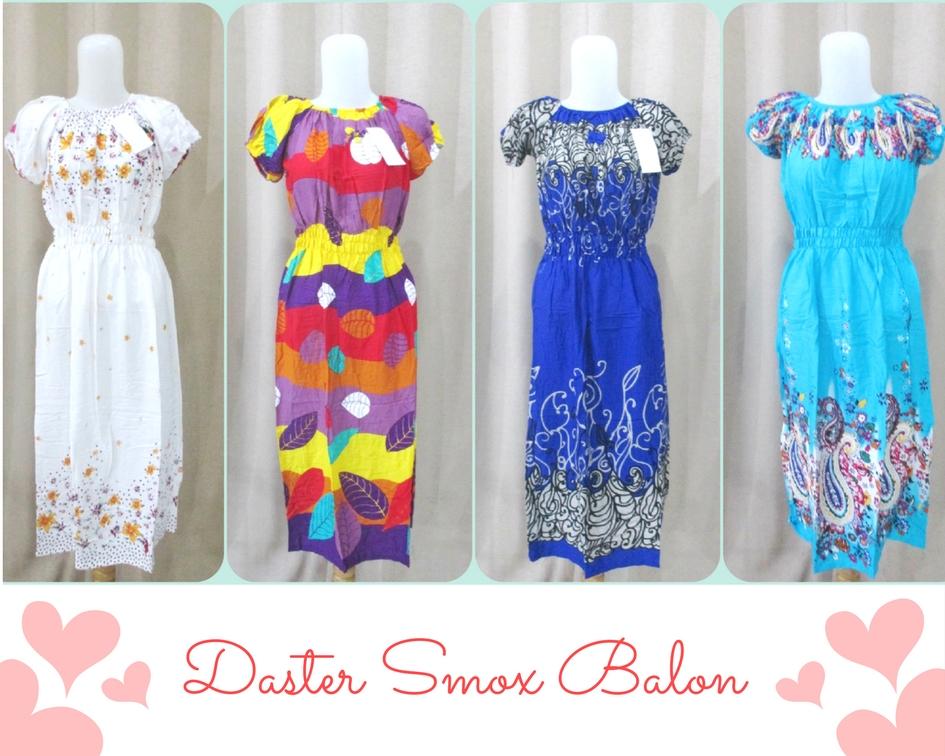 Daster Smox Balon