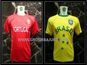 Kulakan Kaos Bola Piala Dunia 2014