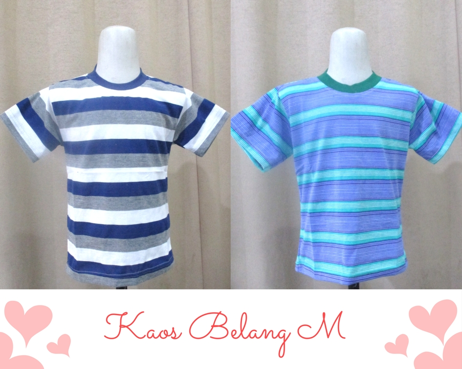 Kaos Belang M