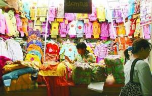 Pasar Pagi Mangga Dua
