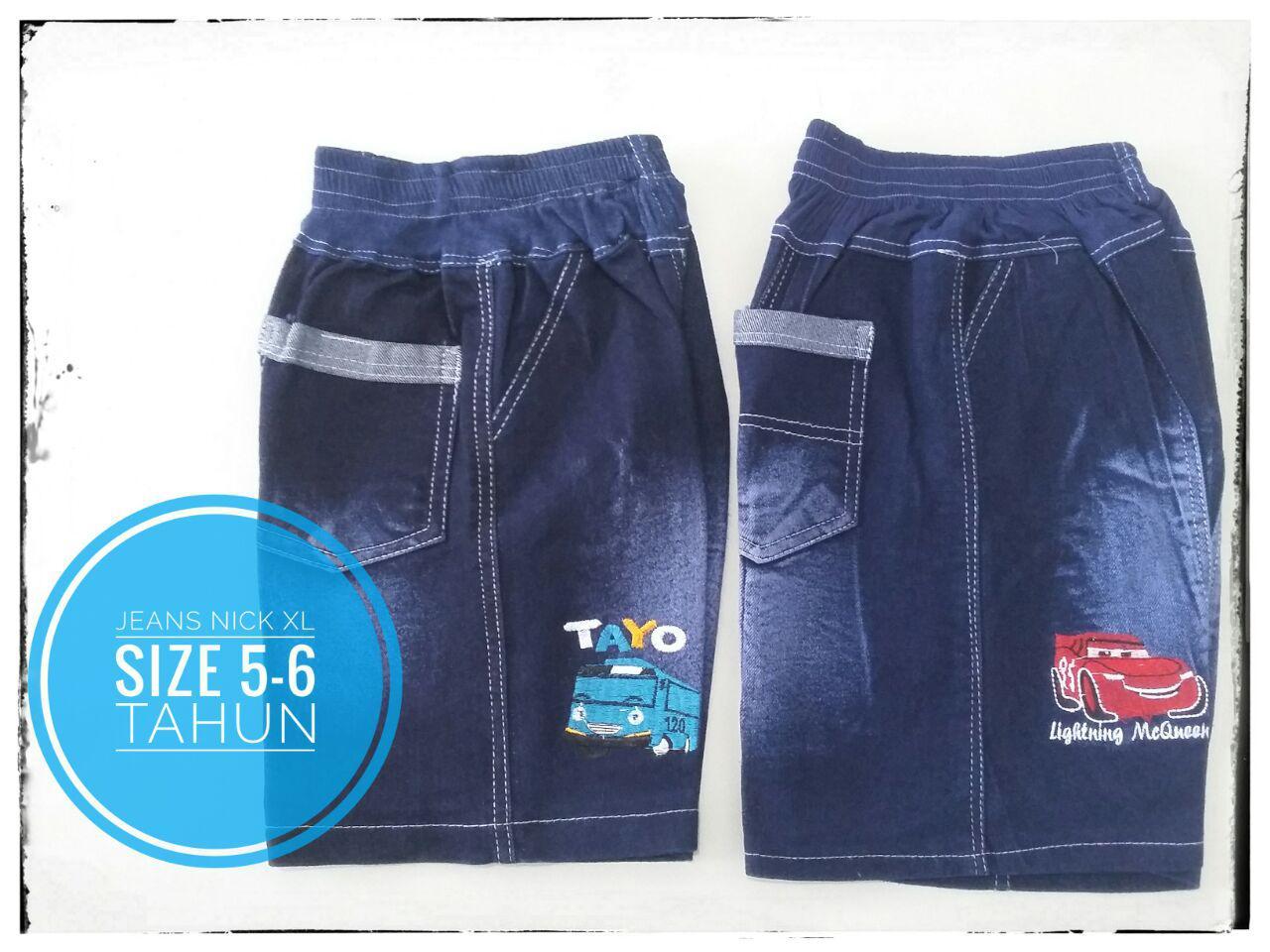 grosir celana jeans anak laki-laki