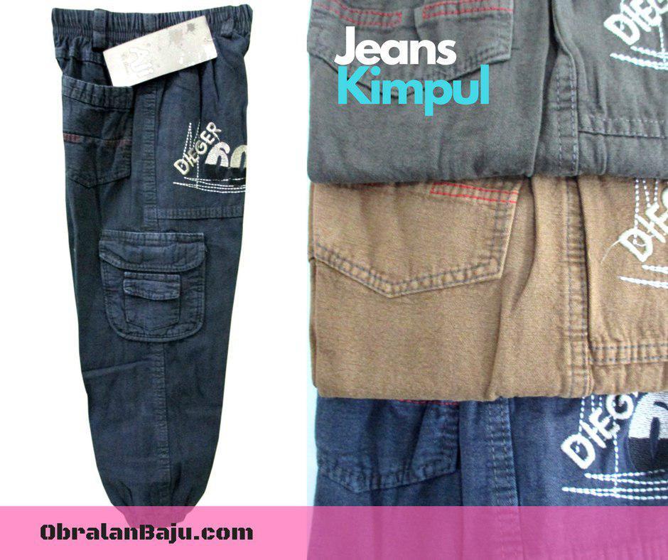 grosir jeans anak murah