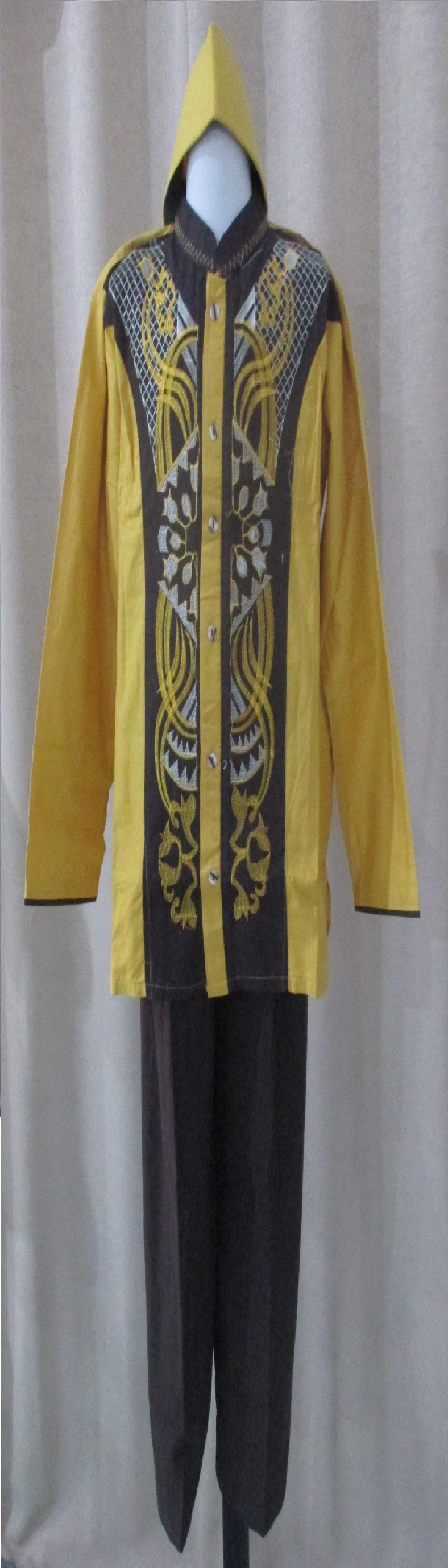 Baju Koko Katun Termurah