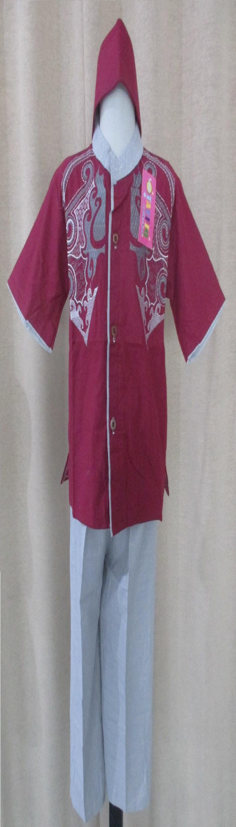 Baju Koko Toufiq Murah Meriah