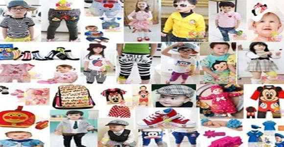 Grosir Baju Anak Branded Murah