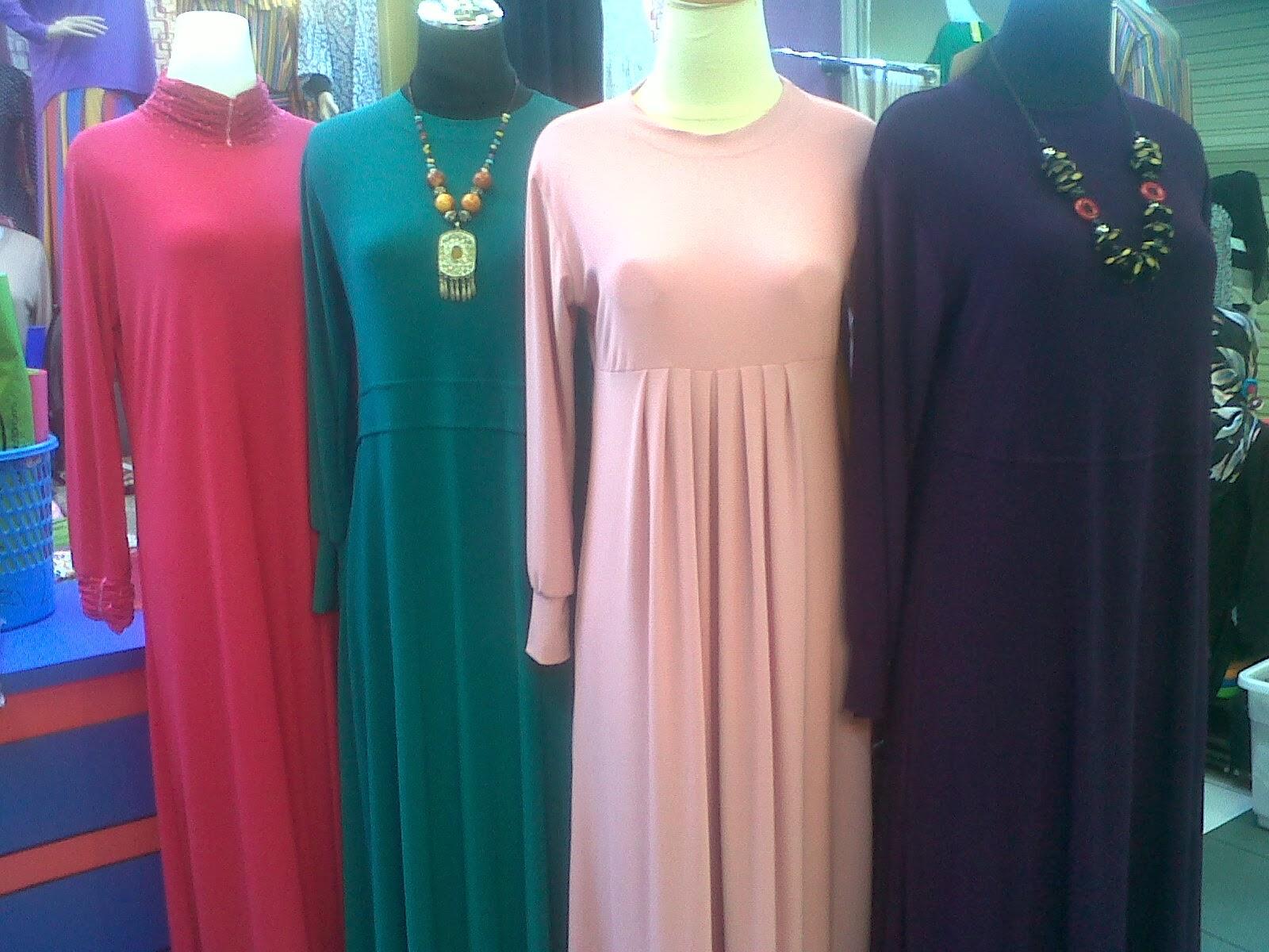 Pusat Grosir Baju Gamis Murah