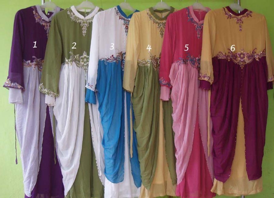 Grosir Baju Gamis Pesta Murah