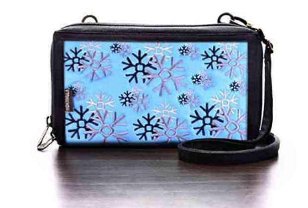 Mokamula Blue-Snow-Flakes