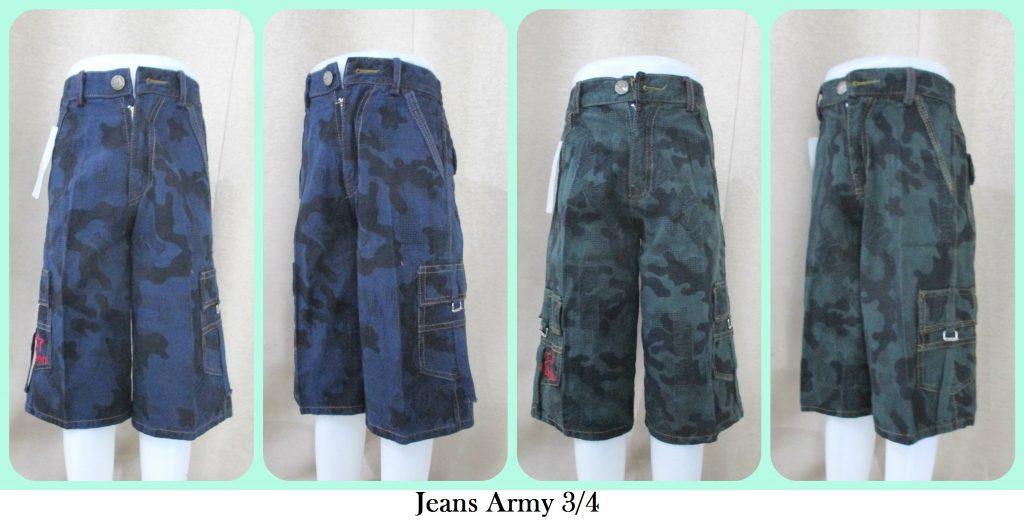 Jeans Army 34 Anak Murah