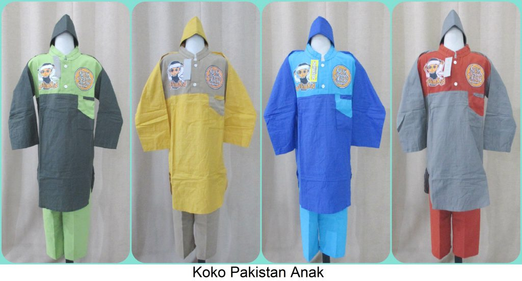 Koko Pakistan Anak Termurah