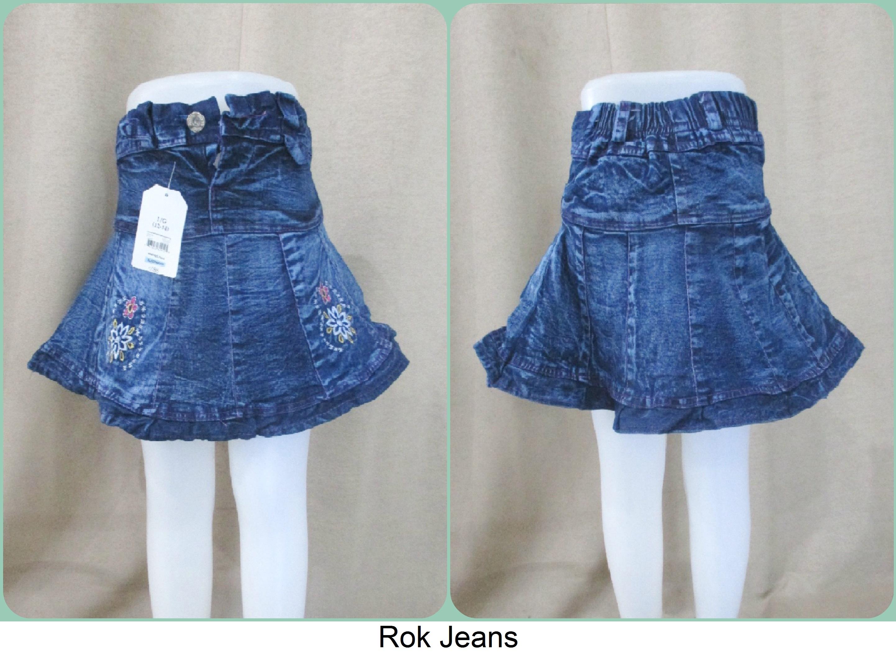 Rok Jeans Anak Termurah Tanah Abang