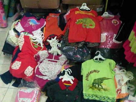 Grosir Pakaian Anak