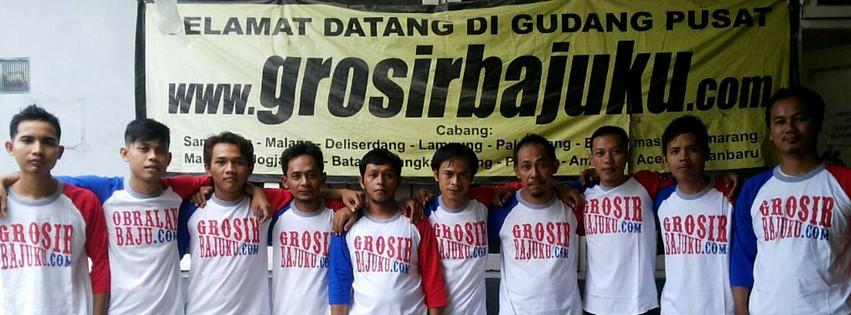Distributor Pakaian Indonesia