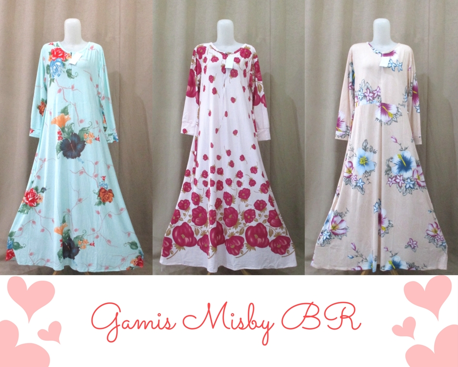 Gamis Misby BR