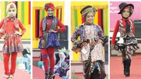 Grosir Model Baju Muslim Anak