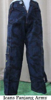 Jeans Panjang Army Anak Murah