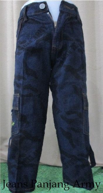 Jeans Panjang Army Murah