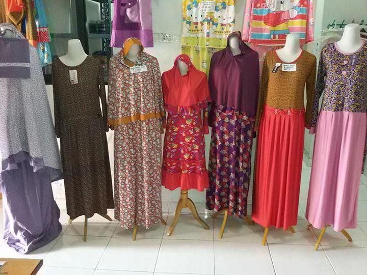 Pusat grosir gamis bergo syar 39 i dewasa 50ribu murah Suplier baju gamis remaja harga pabrik bandung
