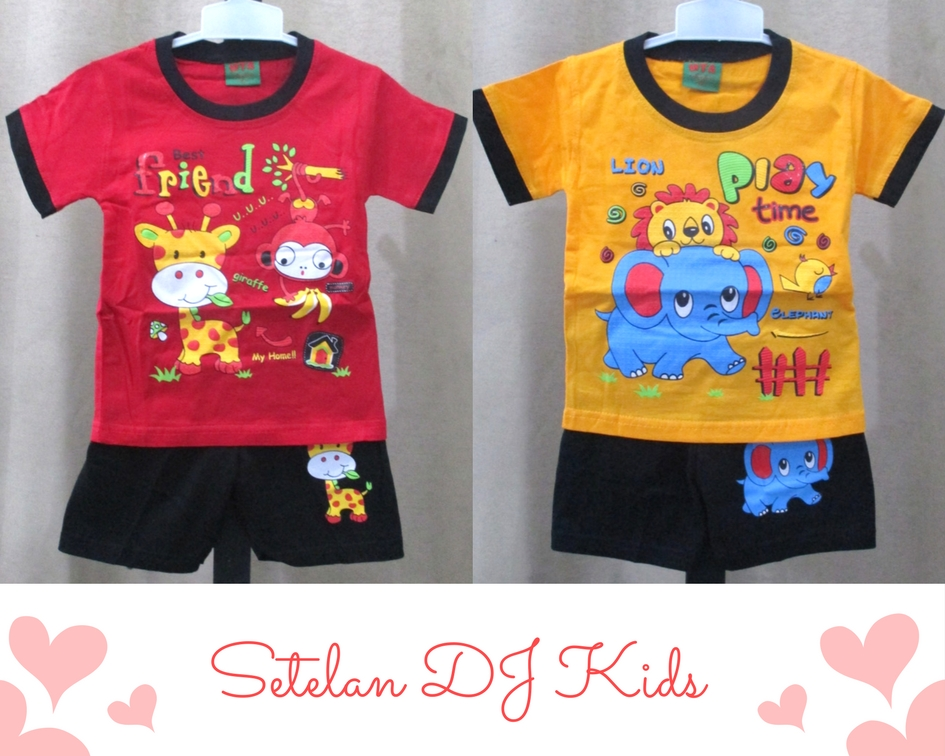 Set DJ Kids