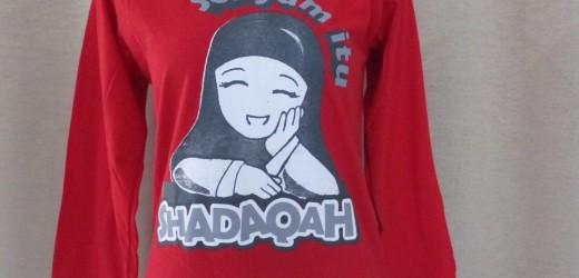 Kaos Muslim Grosir