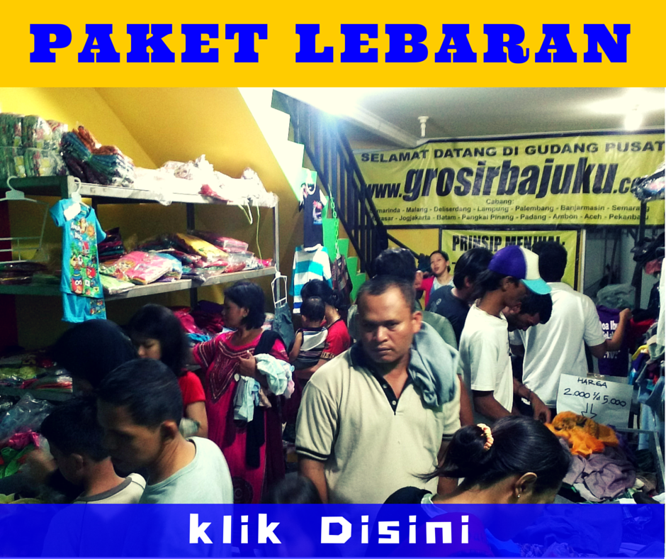 PAKET LEBARAN