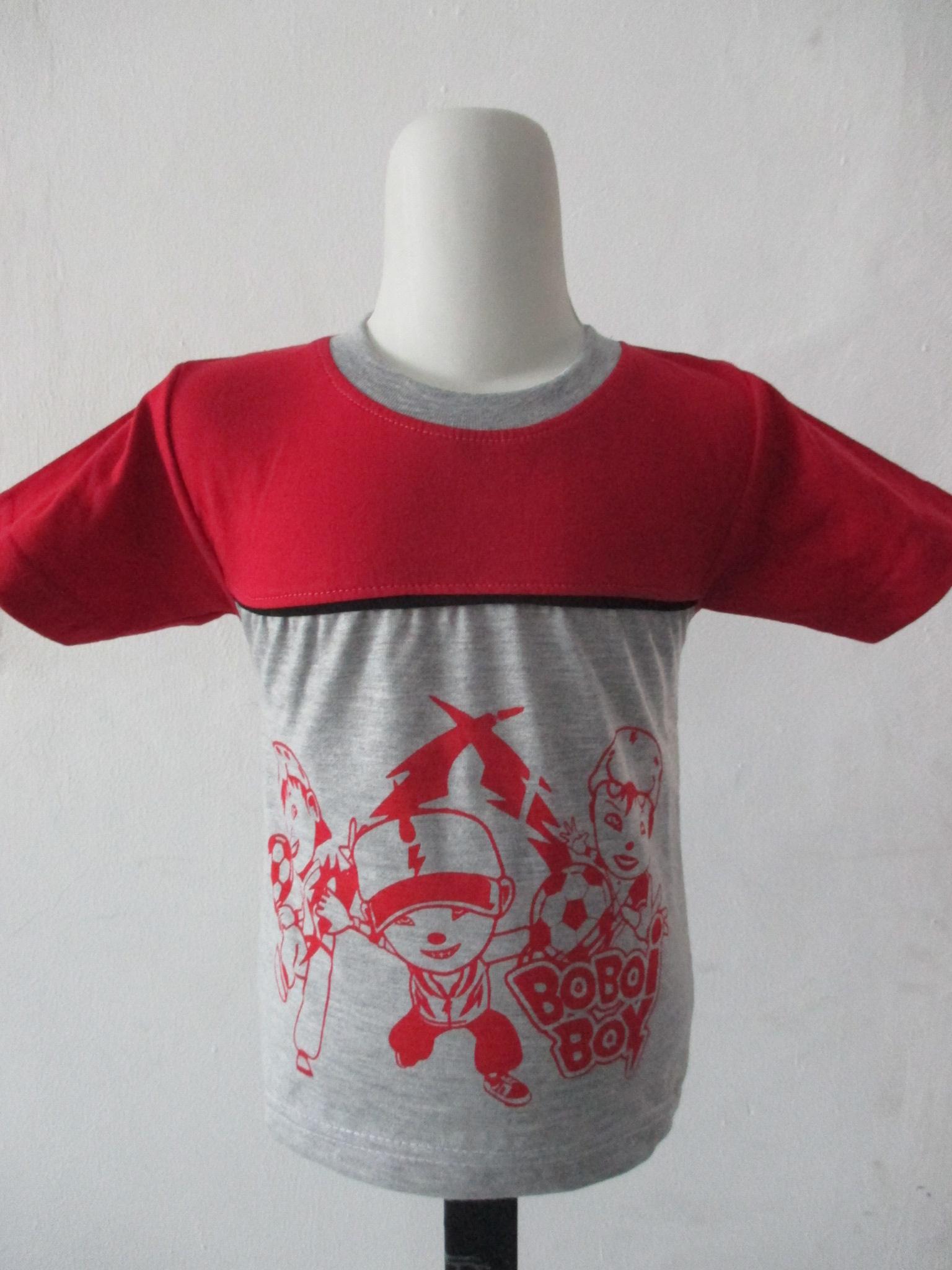 Grosir Kaos Anak Cowok Murah Rp