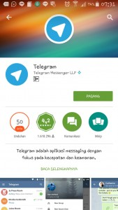 telegram playstore