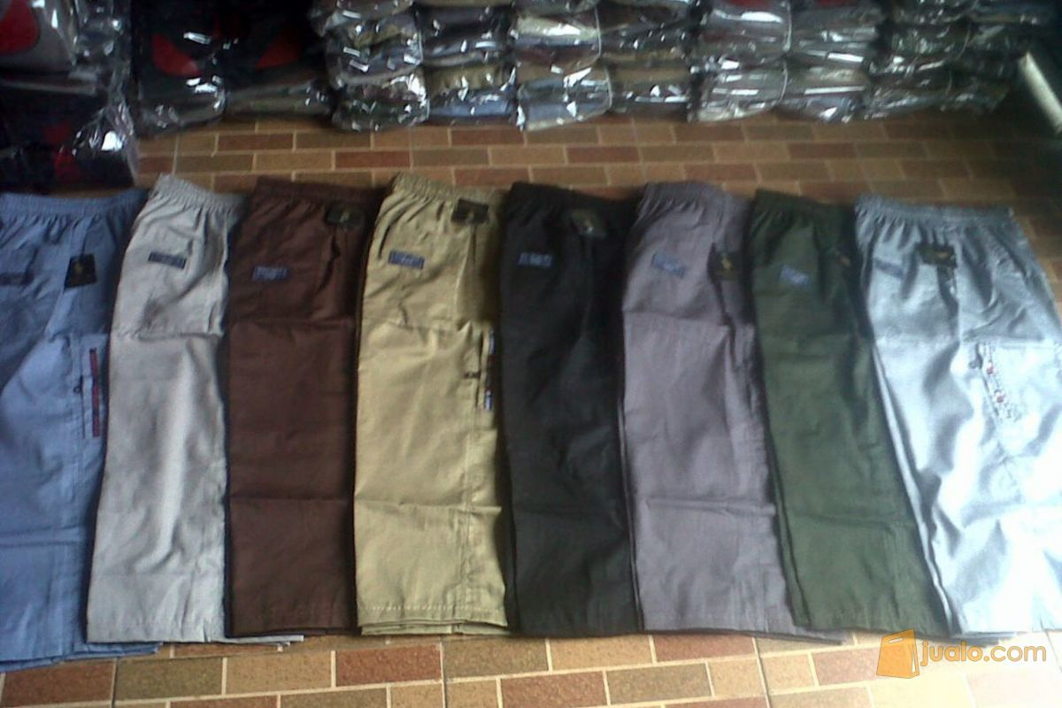 Distributor Celana Sirwal Boxer Murah Berkualitas