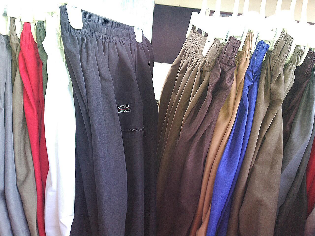 Distributor Celana Sirwal Boxer Murah Terpercaya