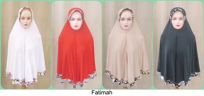 jilbab fatimah