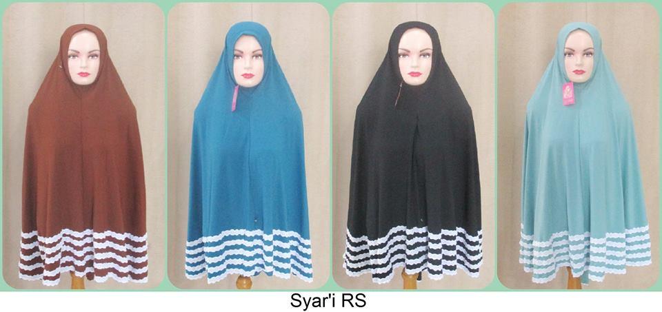 jilbab syar'i rs