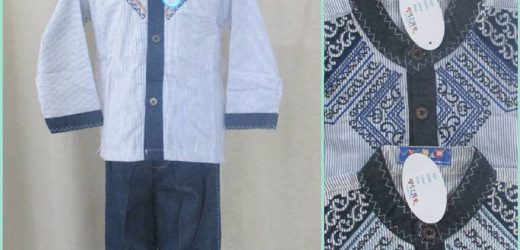 Grosir Baju Koko Anak murah setelan