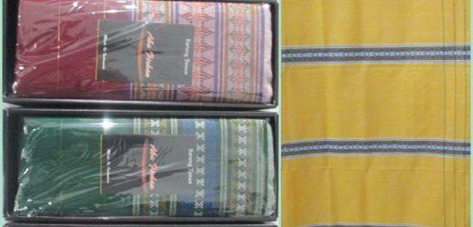 Grosiran Sarung Tenun Al-Firhan Murah