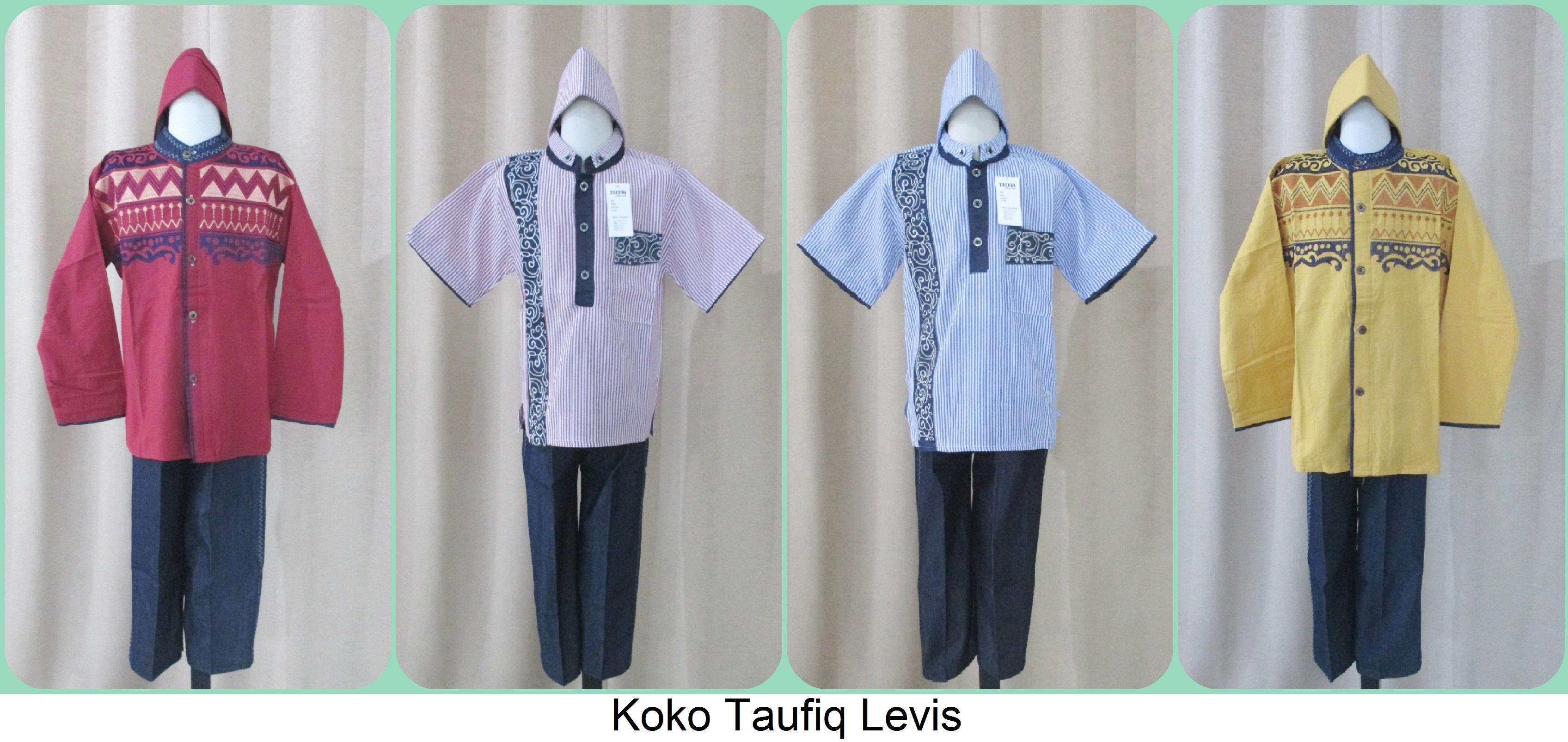 Grosiran Koko Taufiq Levis-anak Termurah Cikarang
