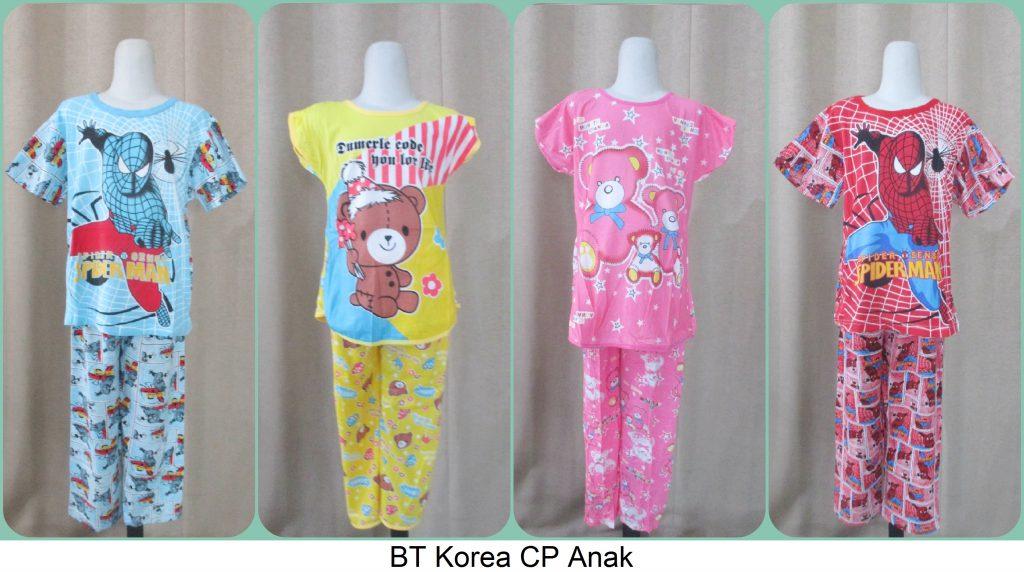 Grosiran BT Korea- CP Anak Terbaru Murah