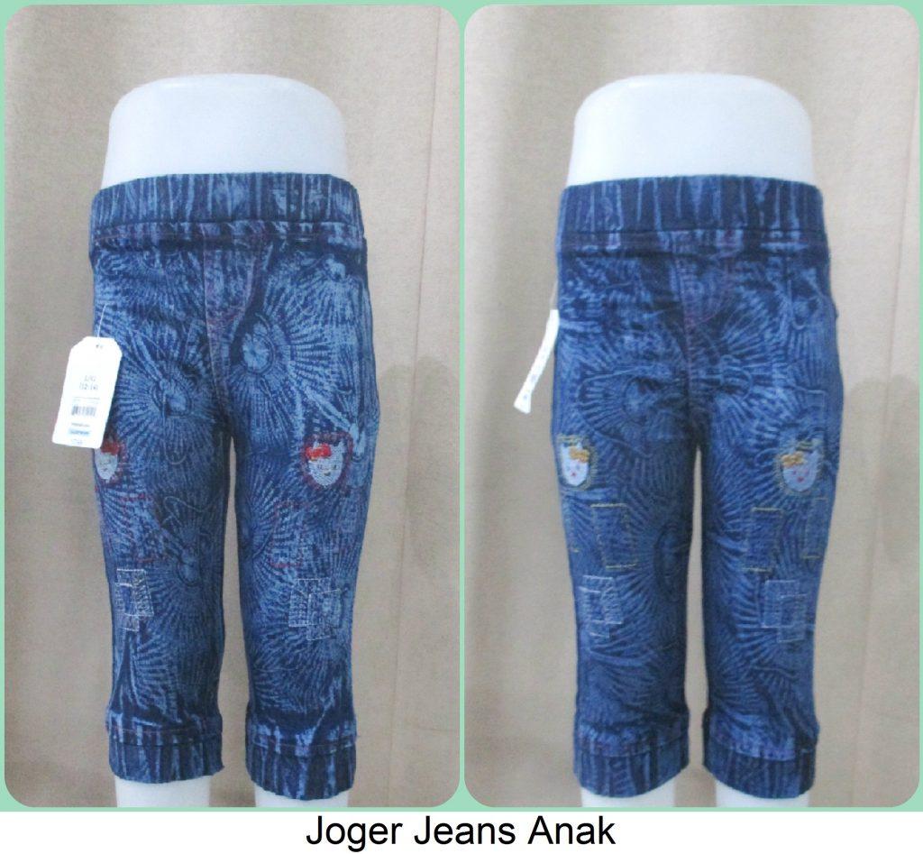 Sentra Grosi Jjoger Jeans Anak Terbaru Murah Cikarang