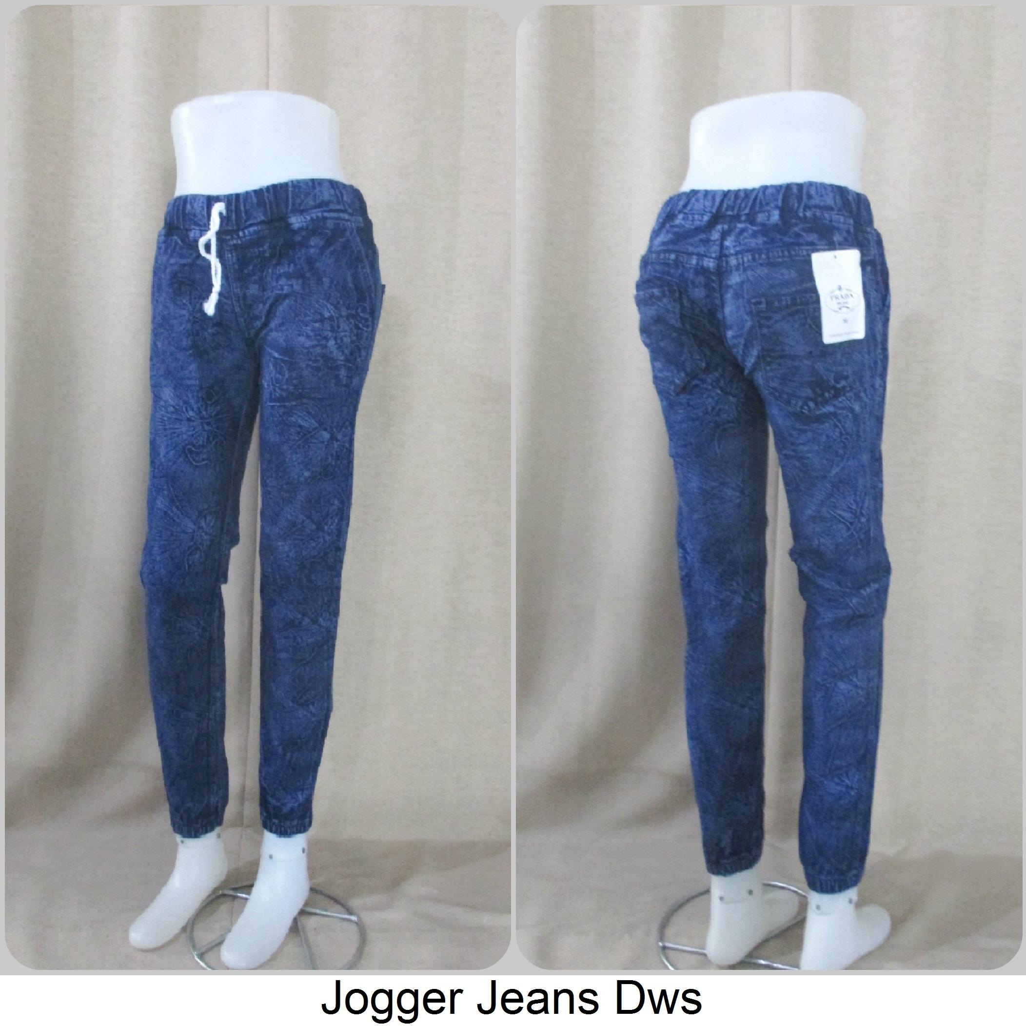 Grosiran Joger Jeans Dewasa Branded Murah Cikarang
