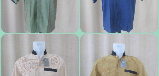 Grosir Baju Koko Bordir Dewasa Termurah Tanah Abang