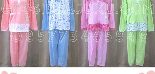 Grosir Baju Tidur Katun PP Dewasa Murah Tanah Abang