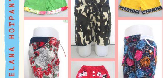 Sentra Grosir Celana Hotpant Anak Terbaru Murah