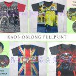 Sentra Grosir Kaos Oblong Fullprint Anak Laki Laki Murah