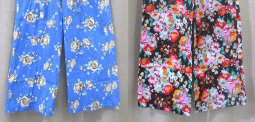 Pusat Grosir Celana Kulot Motif Anak Perempuan Murah