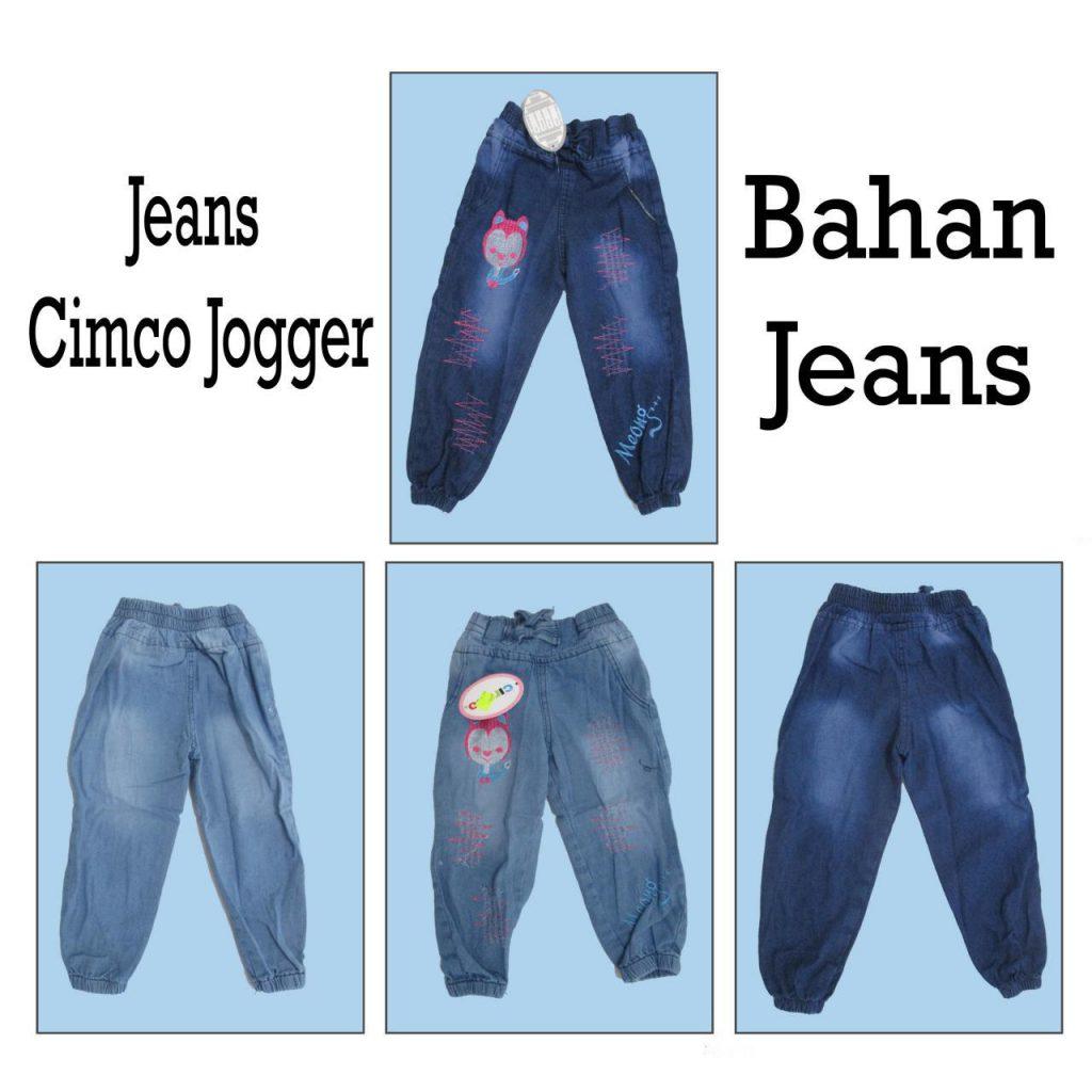 Grosir Jeans Cimco Jogger Anak Murah 35ribuan