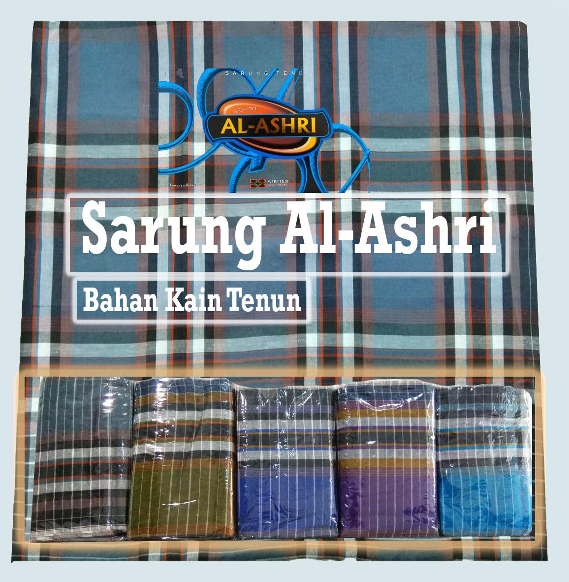 Grosir Sarung Al-Ashri Dewasa Murah 26ribuan