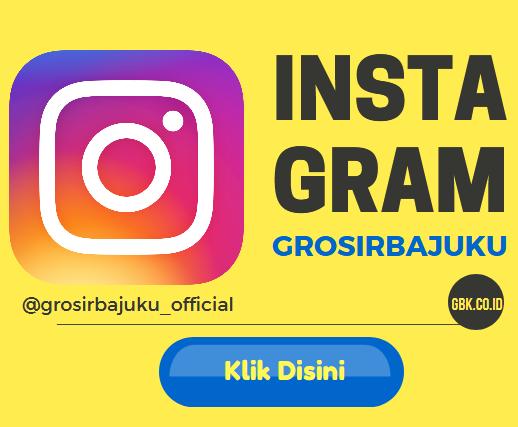 Instagram GROSIR BAJU